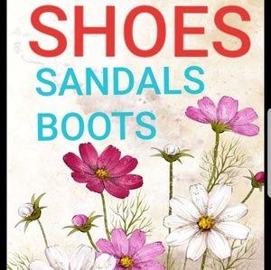 Shoes - 👠👡👢